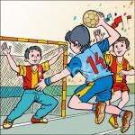 10362696-handball