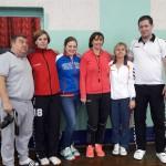 Тренеры участвующих команд