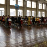 Парад открытия соревнований