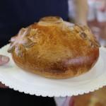 Ароматный хлеб от гостеприимных хозяев